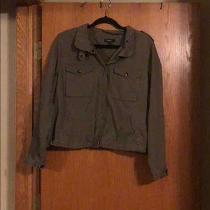 Torrid Army Bomber Jacket